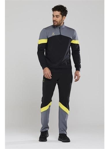2AS Sweatshirt Siyah
